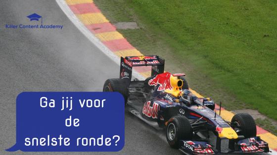 content en Formule 1