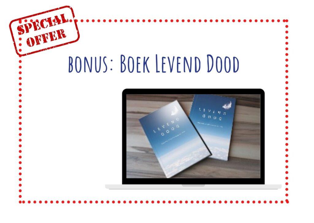 bonus breinklas + Boek